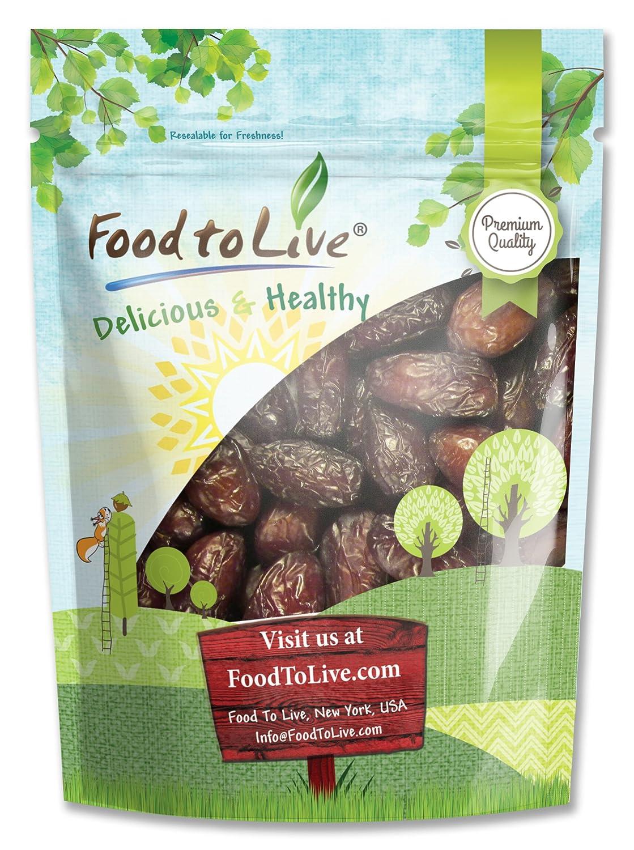 Medjool Dates, 1 Pound - Raw, Vegan, Sirtfood