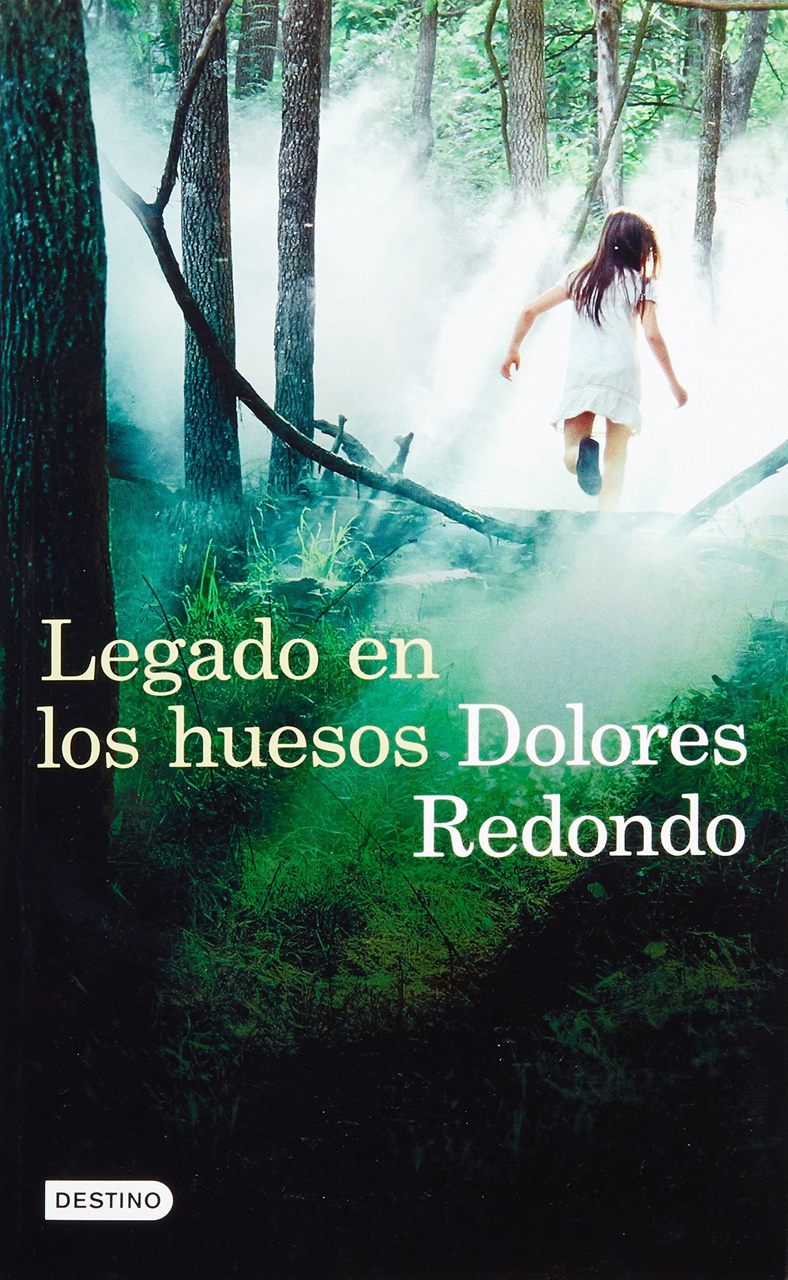 Read Online Legado en los huesos (Spanish Edition) ebook