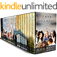 23 Book Mega Boxset Complete Series (Mega Box Set Series 12)