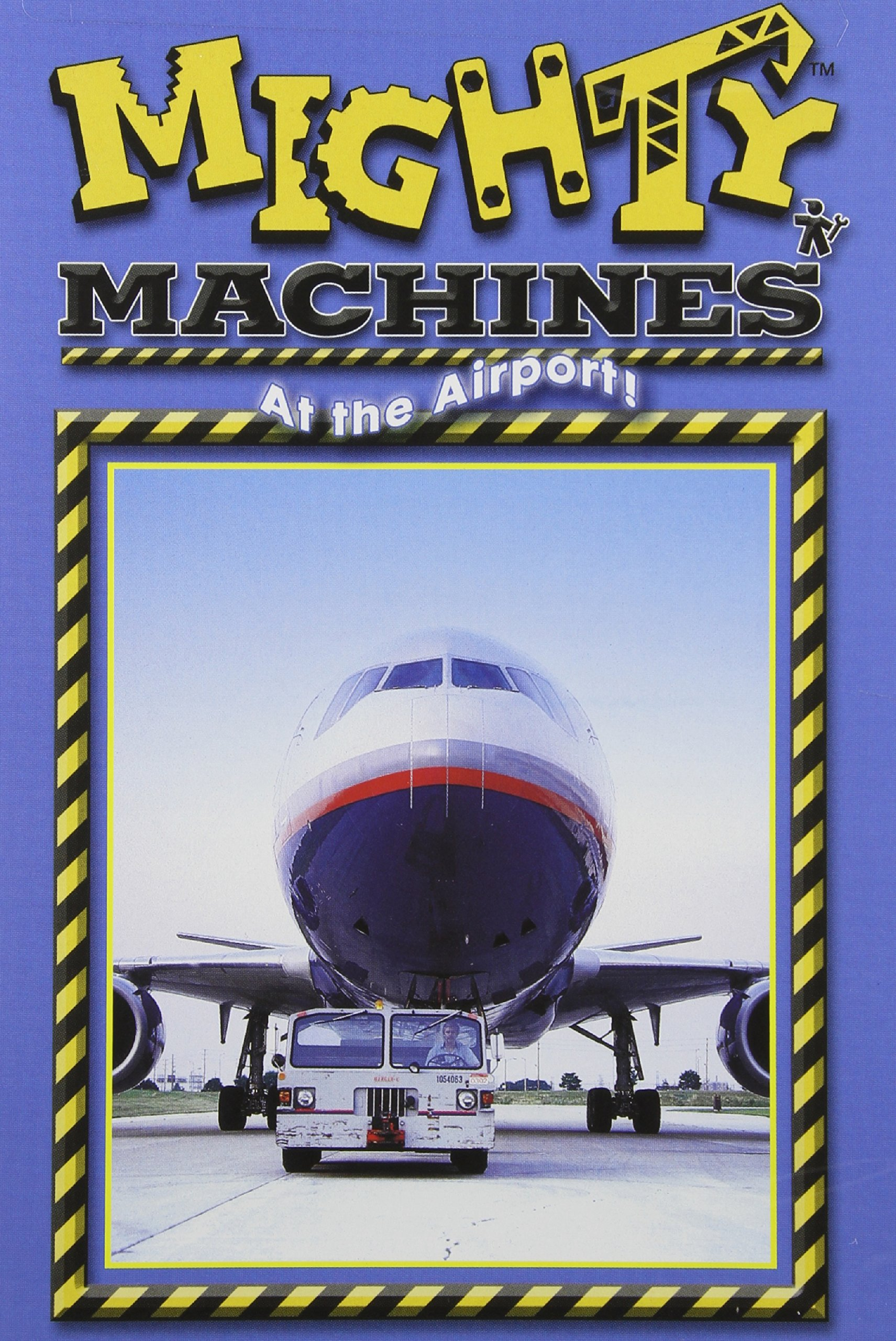 Mighty Machines At The Airport (Ff)