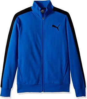 7960ffd51853 PUMA Men s Contrast Jacket at Amazon Men s Clothing store