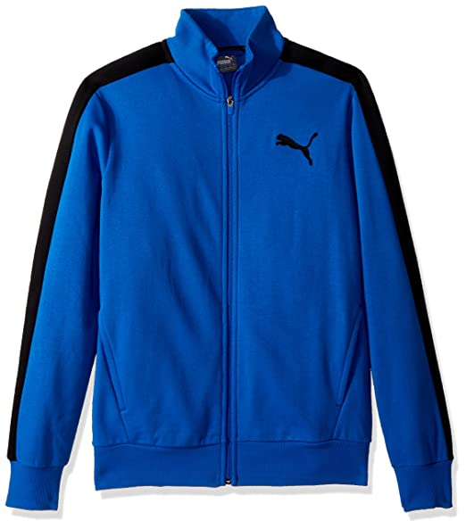 PUMA Mens P48 Core Track Embroidered Jacket