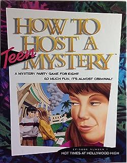 Teen mystery