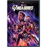 Vingadores: Ultimato [DVD]