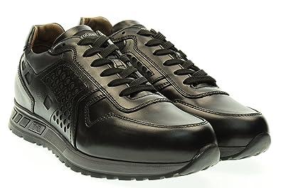 NERO GIARDINI uomo sneakers basse A604350U100 45 Nero