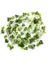 Best Artificial (TM English 210cm / 7ft Ivy Garland Hanging Vine String Plant - IL03