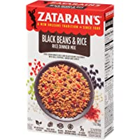 Zatarain's New Orleans Style Black Beans and Rice, 7 OZ