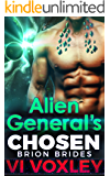 Alien General's Chosen: SciFi Alien Romance (Brion Brides)