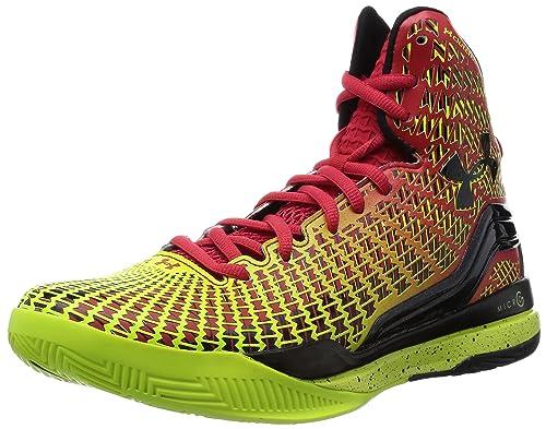 UNDER ARMOUR - Zapatillas Baloncesto Adulto UA Clutchfit Drive - 1246931-603 - 8: Amazon.es: Zapatos y complementos