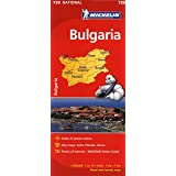 Bulgaria Map 739 (Maps/Country (Michelin)) 1:700K