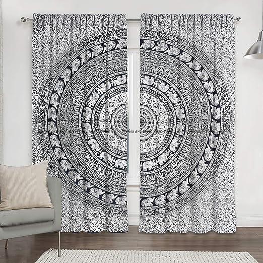 Funda de almohada grande india para el suelo de meditación ...