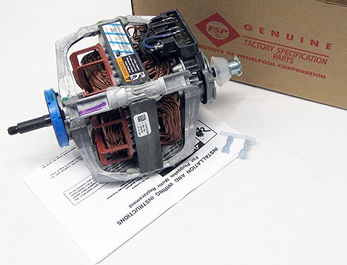 NEW Replacement Part - Dryer Drive Motor for Whirlpool, Sears, Kenmore Part# 8066206