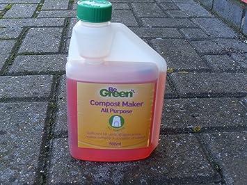 Ser verde Compost eléctrica líquido multiusos