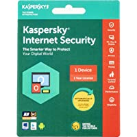 Kaspersky Internet Security 2019, PC (Windows) / Mac/Aktivasyon Kodu e - Mail Teslimat [ Digital Delivery - Online Code ] (1 Cihaz 1 Yıl)