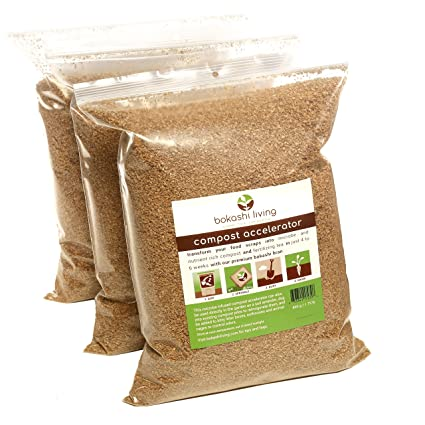 Amazon.com: 3.5 Lb Premium salvado Bran (Compost) (2 x 1.75 ...