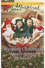 Wyoming Christmas Quadruplets (Wyoming Cowboys Book 3) Kindle Edition