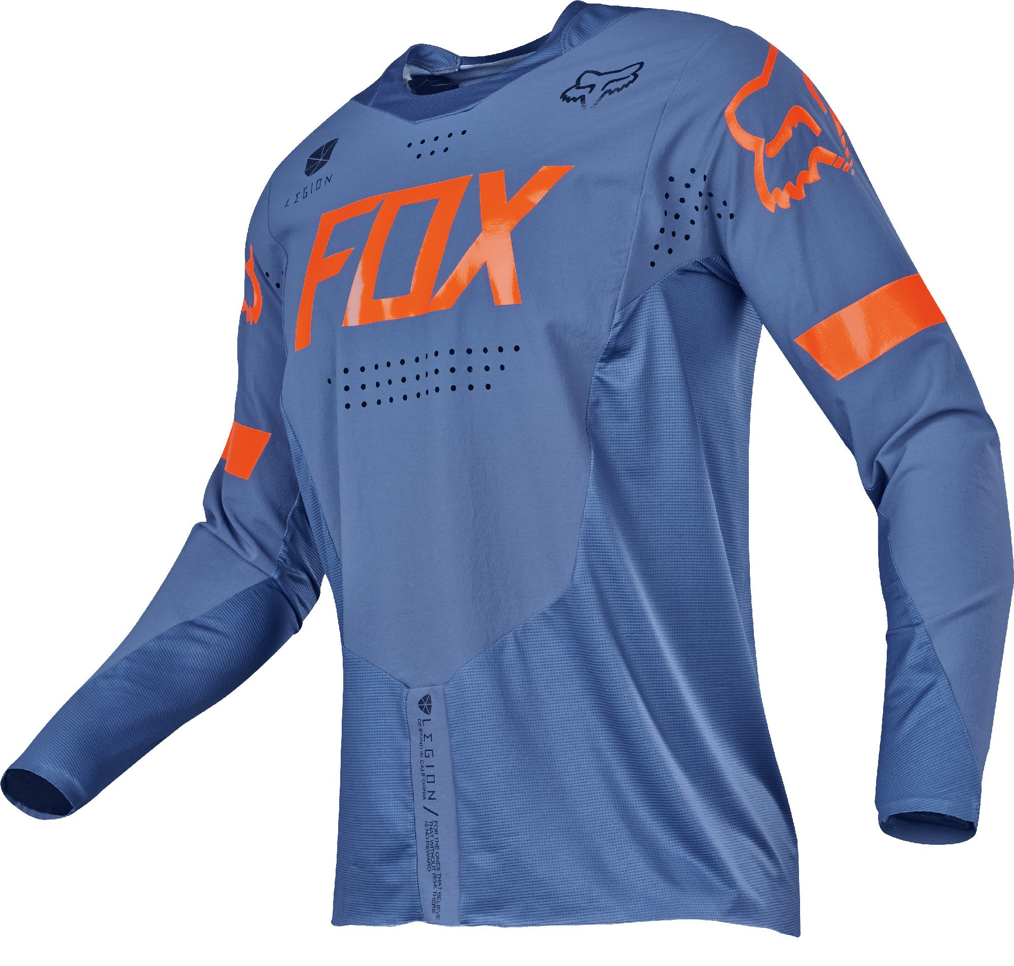 Fox Racing 2018 Legion Offroad Jersey-Blue-M