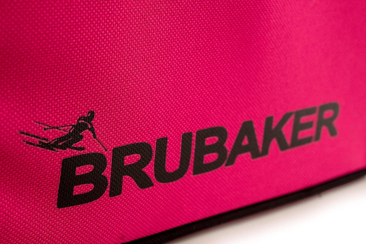 Poles Boots and Helmet BRUBAKER Superfunction Limited Edition Combo Ski Boot Bag and Ski Bag for 1 Pair of Ski
