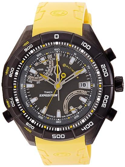 ab3a84ac3012 Timex Expedition Altimetro E T49796 - Reloj de caballero de cuarzo ...