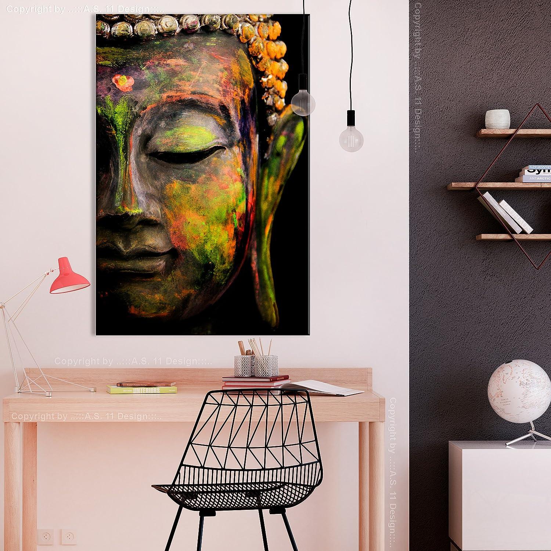 decomonkey   Bilder Budda 80x120 cm 1 Teilig   Leinwandbilder   Bild ...