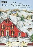 Linda Nelson Stocks 2019 Monthly Planner: Includes Envelope