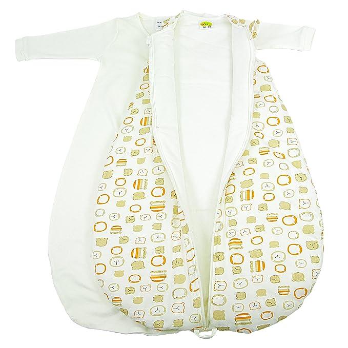 """Baby 2 en 1 – Juego de saco de dormir, """"Oso."""