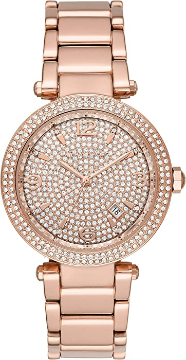 8c022ee5f5f5 Amazon.com  Michael Kors Women s MK6511 Rose Gold One Size  Watches