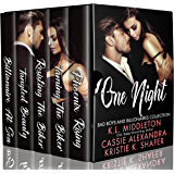 One Night (Bikers, Bad Boys, And Billionaires) Boxed Set