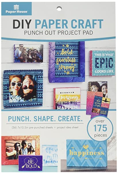 Amazon com: Paper House Productions Frames Paper Craft