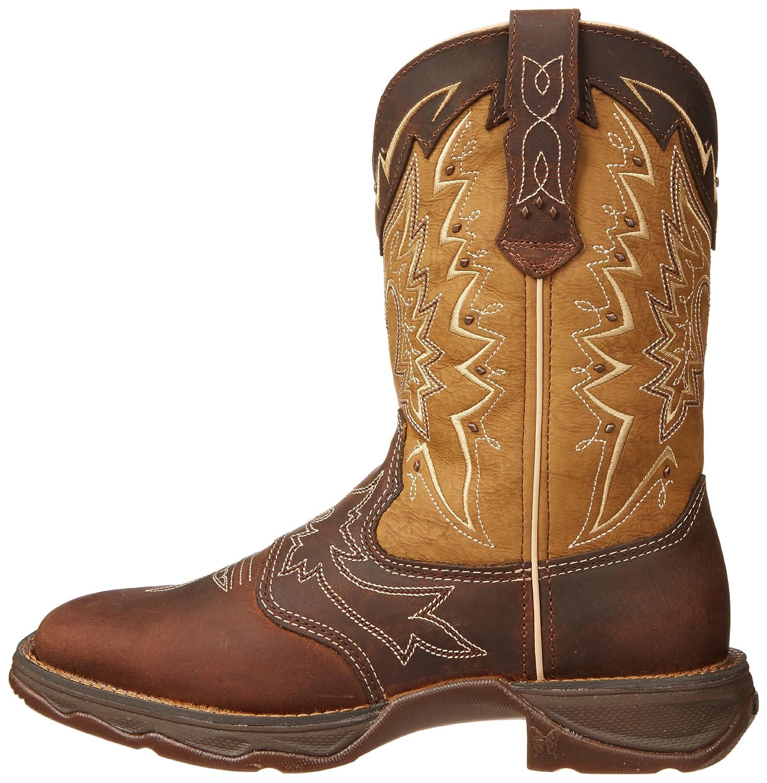 Durango Women's RD4424 Boot B006MX5842 6.5 B(M) US|Nicotine/Brown