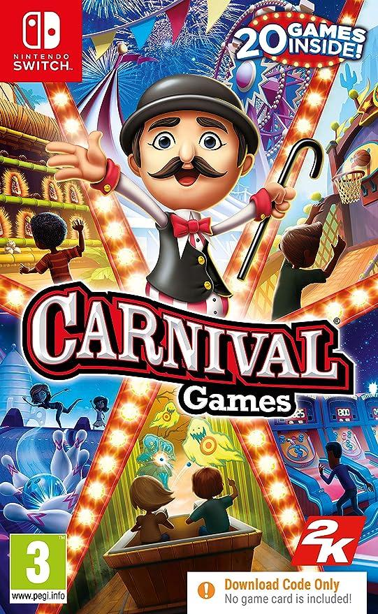 Carnival Games - Nintendo Switch [Importación inglesa]: Amazon.es: Videojuegos