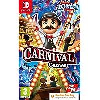 Carnival Games Nintendo Switch Oyun