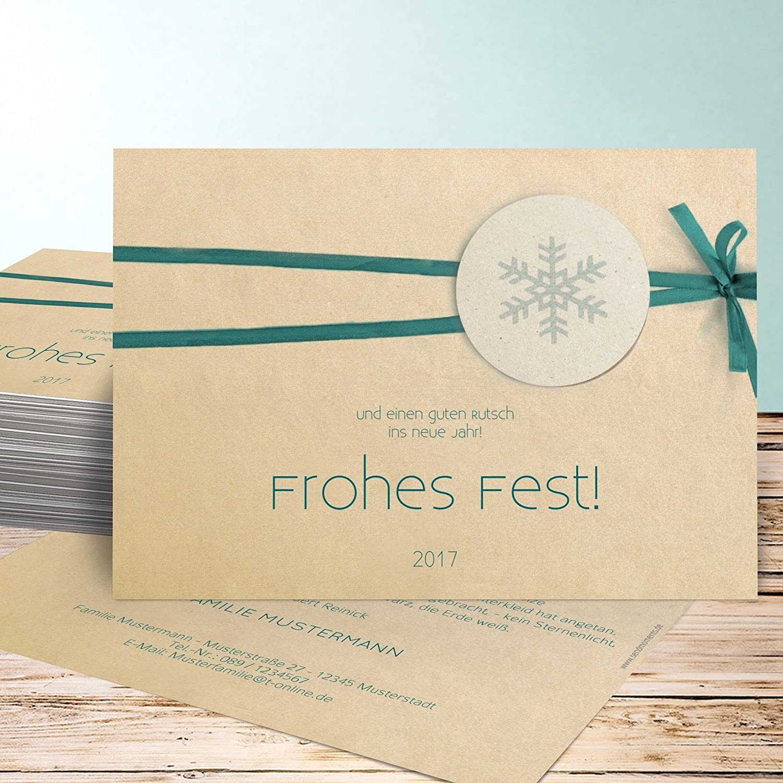 Brilliant Edle Weihnachtskarten Basteln Beste Wahl Weihnachten Karten Basteln, Vorankündigung 15 Karten, Horizontal