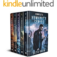 Humanity Series: Complete Apocalyptic Dystopian Collection: Books 1-5