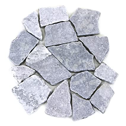 Amazon Koyal Wholesale 22 Lb Slate Stone Diy Deco Slate Tile