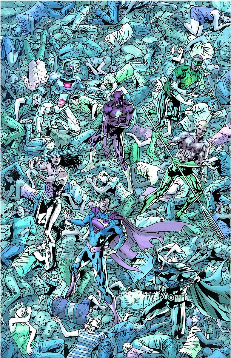Download Justice League of America #8 PDF
