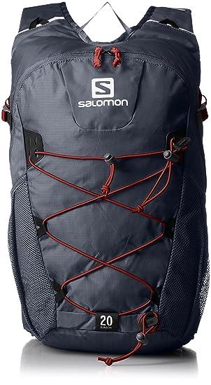 SALOMON Evasion Mochila, Unisex Adulto, Azul (Ombre Blue), Talla Única: Amazon.es: Deportes y aire libre