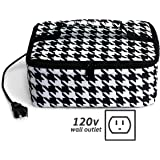 Hot Logic Food Warming Tote, Lunch, Houndstooth