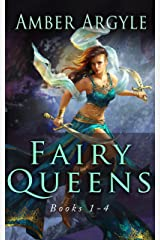 Fairy Queens: Books 1-4 (Fairy Queens Box Set Book 1)