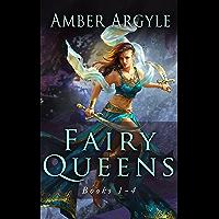 Fairy Queens: Books 1-4 (Fairy Queens Box Set Book 1)