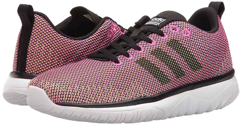 Amazon.com | adidas Neo Women's Cloudfoam Super Flex W Running Shoe | Road  Running