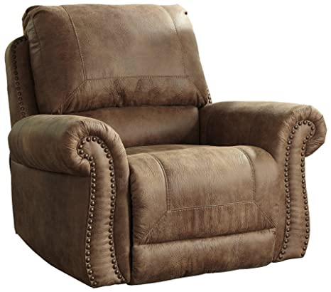 Pleasant Signature Design By Ashley Tallow Rocker Recliner Earth Dailytribune Chair Design For Home Dailytribuneorg