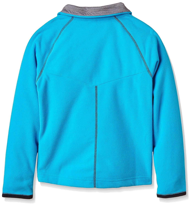 O'Neill Boys' 1/2 Zip Fleece Jacket-Pure Cyan, 140 cm: Amazon.co.uk: Sports  & Outdoors