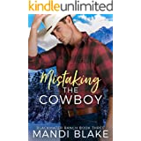 Mistaking the Cowboy: A Contemporary Christian Romance (Blackwater Ranch Book 3)
