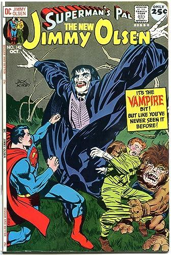 Superman e Jimmy Olsen contro mostri di Apokolips