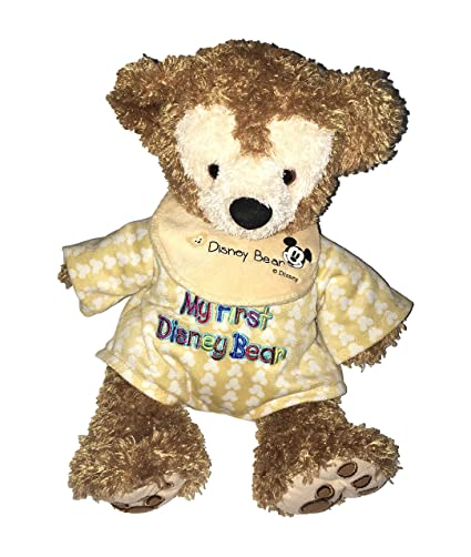 Amazon.com: My First Disney Bear oso de peluche: Toys & Games