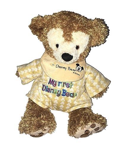 Amazon.com: My First Disney Bear oso de peluche: Toys & Games