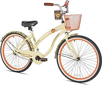Margaritaville Primera Mirada de la Mujer Beach Cruiser Bicicleta ...