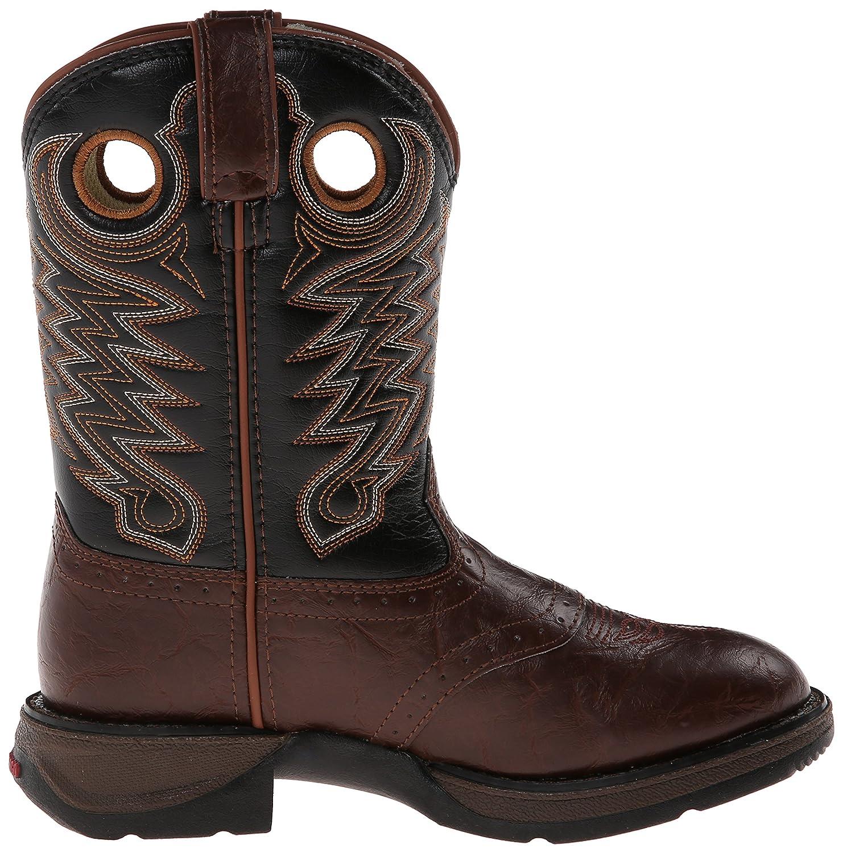 Durango Lil Little Kid Saddle Western Boot BT200