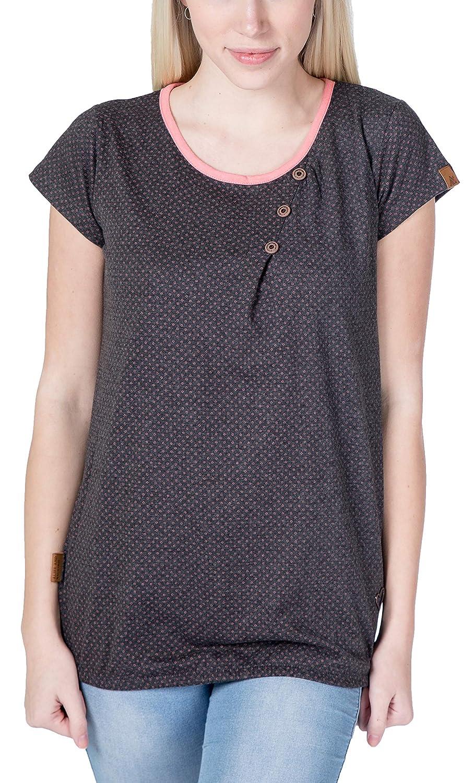 Alife and Kickin Summer Shirt Damen Shirt B07MSHFF2L T-Shirts eine breite Palette von Produkten